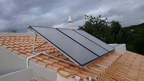 Algave Solar Panel