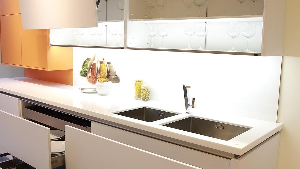 德國原裝系統廚具︱系統櫃 ︱ K1