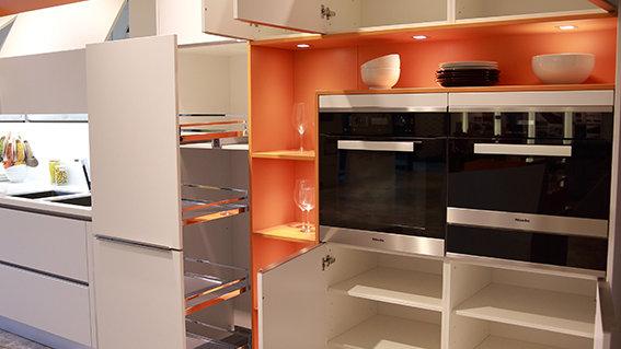 德國原裝系統廚具 ∣ 電器櫃︱K1