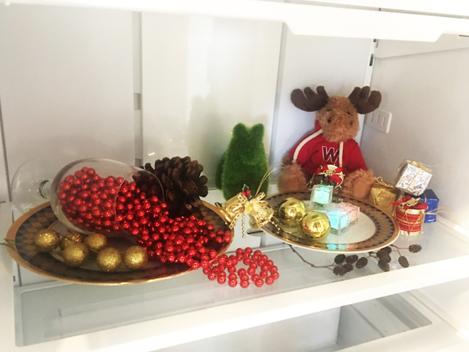 聖誕小心機.冰箱也可這樣玩