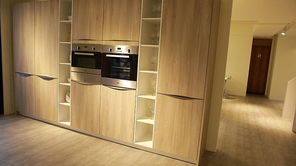 德國原裝進口廚具∣電器櫃∣K7