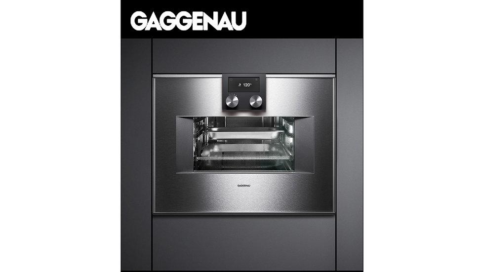 德國 Gaggenau 嵌入式蒸烤箱  |  BS450130 (展示機保固一年,可看貨)