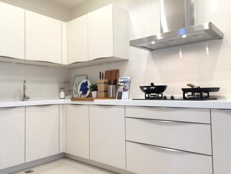 系統廚房 實品屋展示