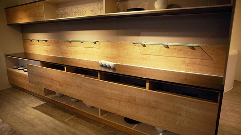 德國原裝進口廚具∣餐邊櫃∣收納櫃︱K3