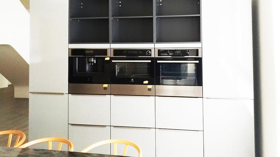 德國原裝進口廚具∣電器櫃∣K3