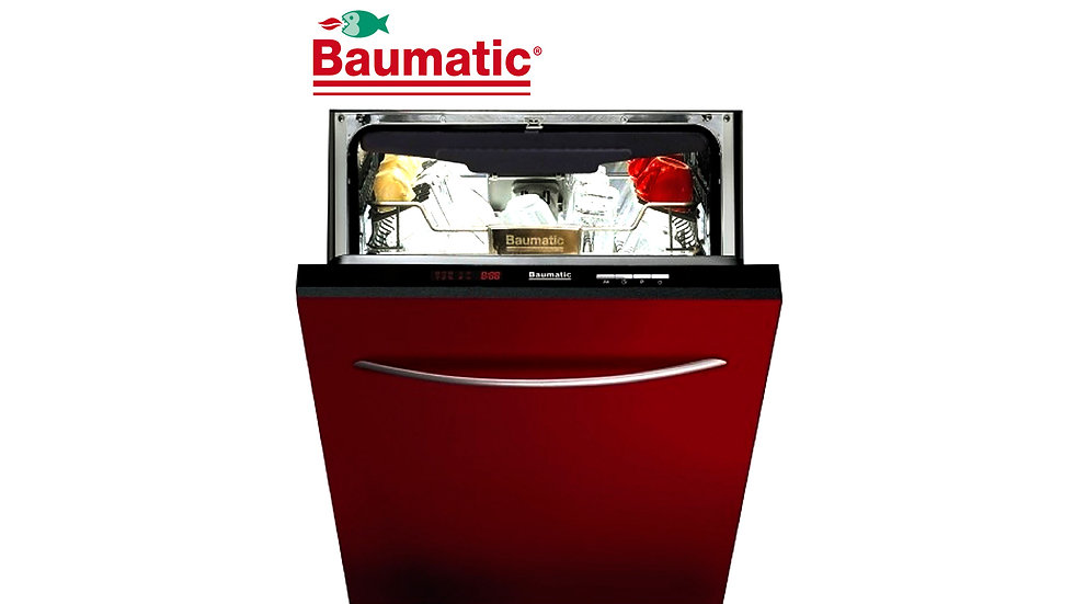 英國 Baumatic 全嵌式洗碗機  |  BDWI660