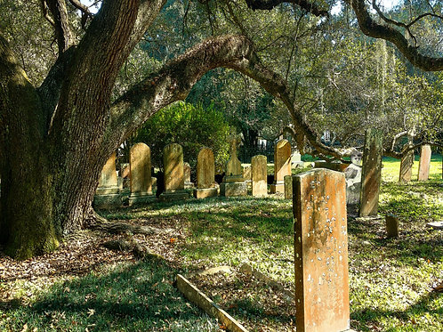 Haunted St Francisville