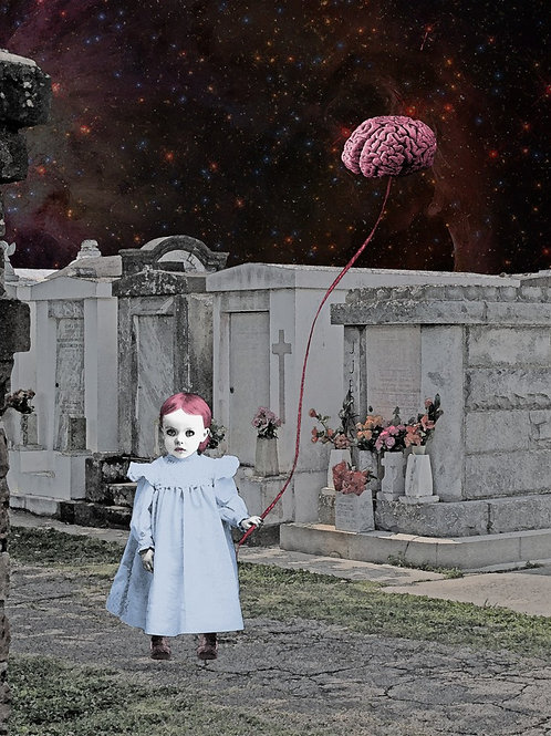 Zombie Child and the Brain Balloon