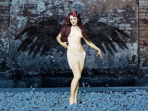 Ziegfeld Follies dancer as Lonely Broken Angel