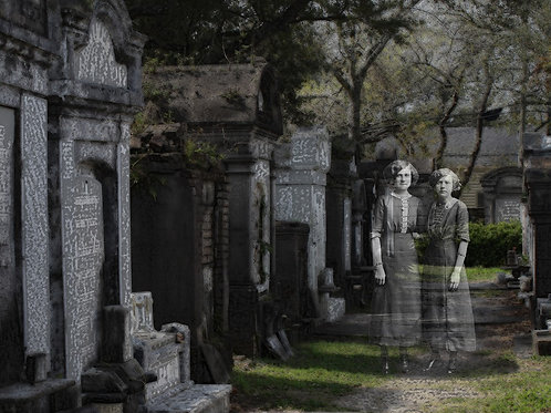Roaring 20s Sister Spirits haunt New Orleans tombs