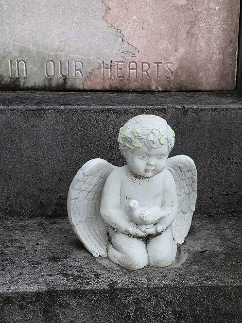 Eternally in Our Hearts the Dead of New Orleans