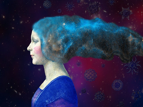 Goddess Visions of Da Vinci