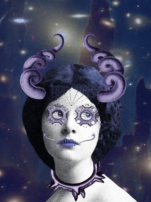 Dias de los Muertos as Demon Beauty