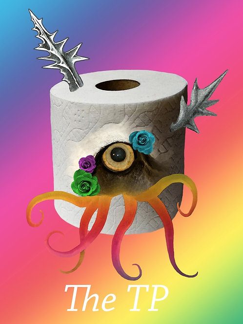 The Toilet Paper Spirit