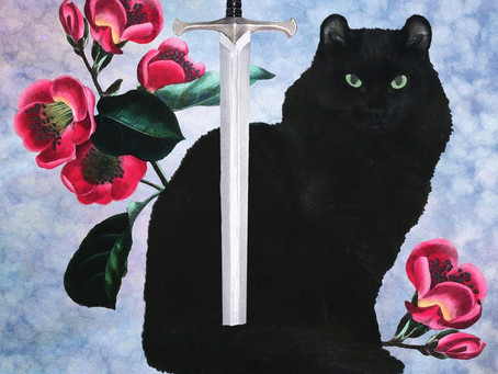 The Steel of the Sword