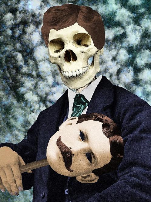 Skull Mask Masquerade