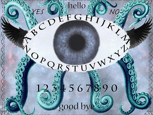 Cthulhu Spirit Board