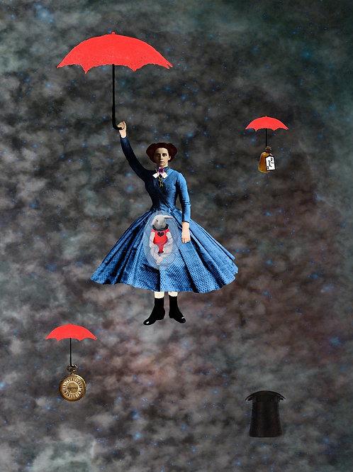 Miriam Angel in Wonderland