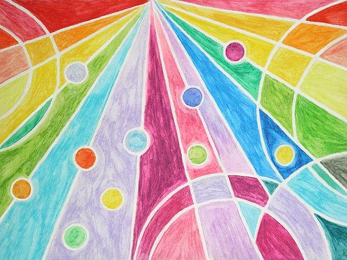 On the Rainbow Road