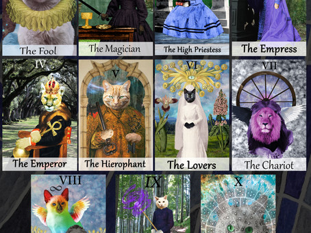 The New Orleans Tarot Cats in Review