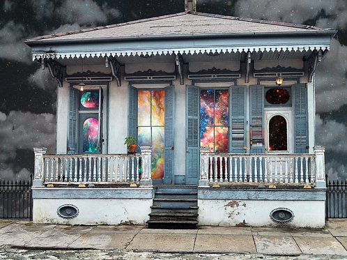 New Orleans Cottage of Possibilities