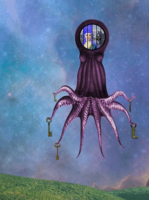 Rococo Queen Flight by Octopus
