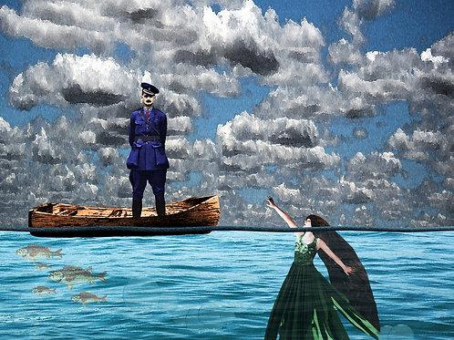 Ziegfeld Follies dancer and the Paris Policeman