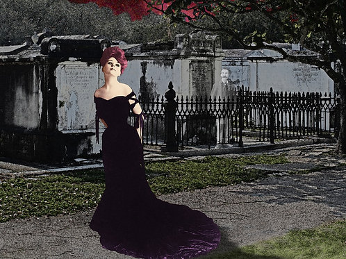 Ghosted Black Widow escapes Ghost Lover in Spirit World