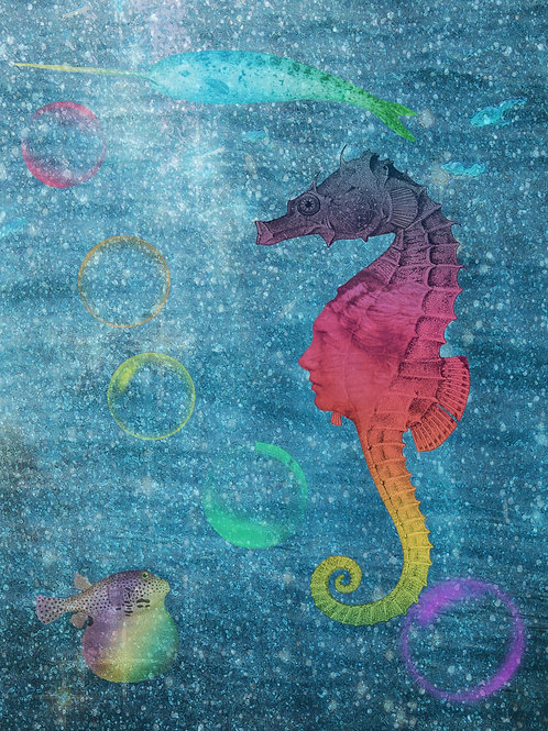 Seahorse Sea Witch