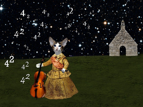 The Answer for Hitchhikers for Play the Number 42
