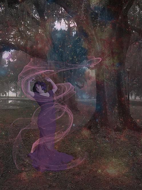 Enchantress of the Woods