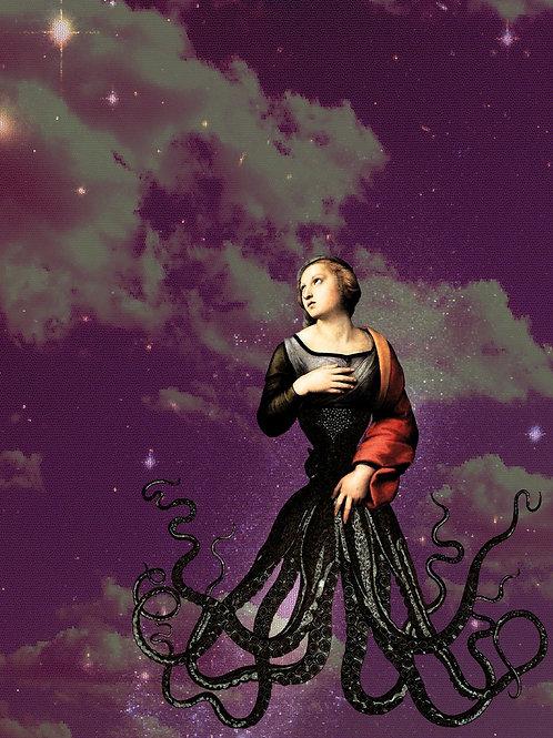 Saint Catherine of Squid