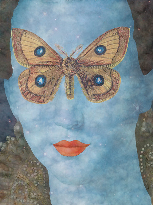 Mask of the Butterfly