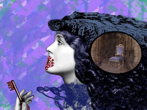 Virgin State of Mind Steampunk Victorian