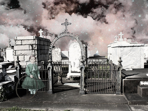 Disturbance in Greenwood Cemetery in New Orleans