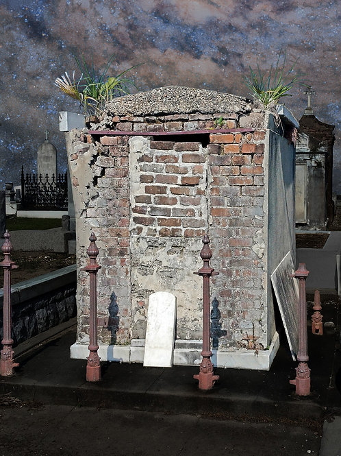 Canal Street Brickhouse Tomb