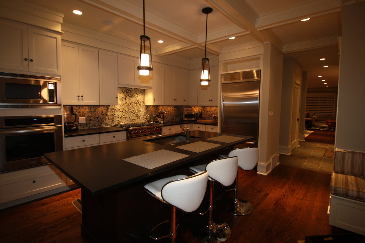 Modern Nantucket Kitchen