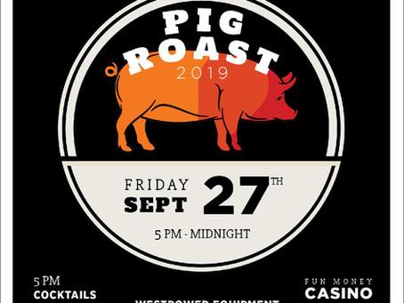 Westpower's Pig Roast 2019