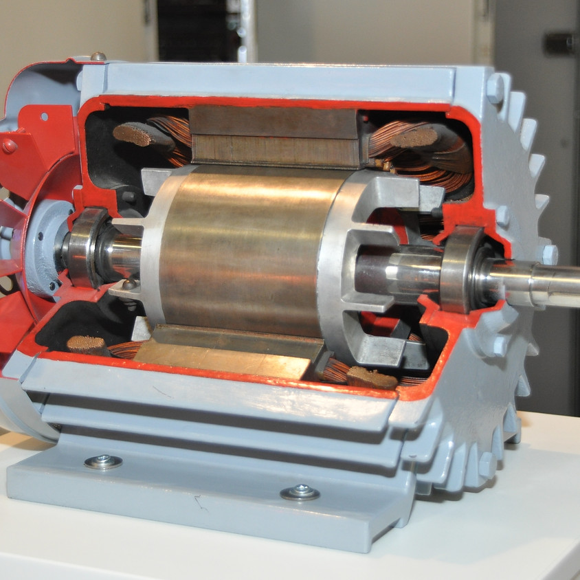 Course 3 - Electric Motors and VFDs