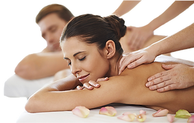 Entspannung bei der Thai-Massage