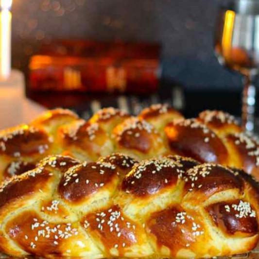 Repas de Chabat - Shabbat Meal 13-14/08/21