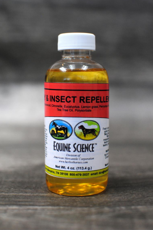 Fly & Insect Repellent