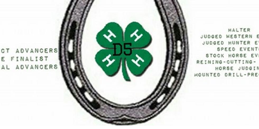 Polk County 4H Horse Club Fundraiser