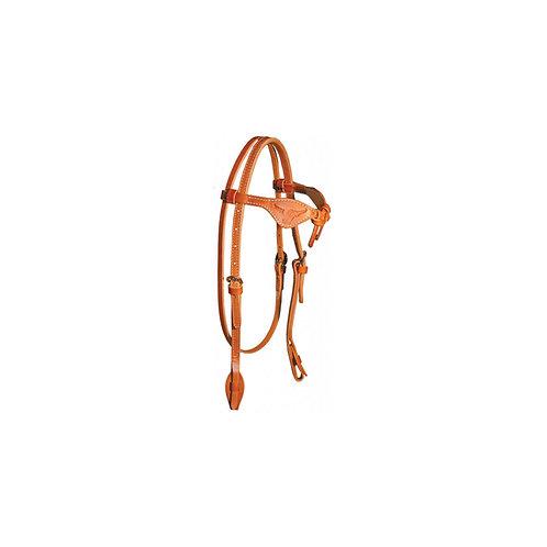 VH7160 Van Hargis Futurity Browband Headstall