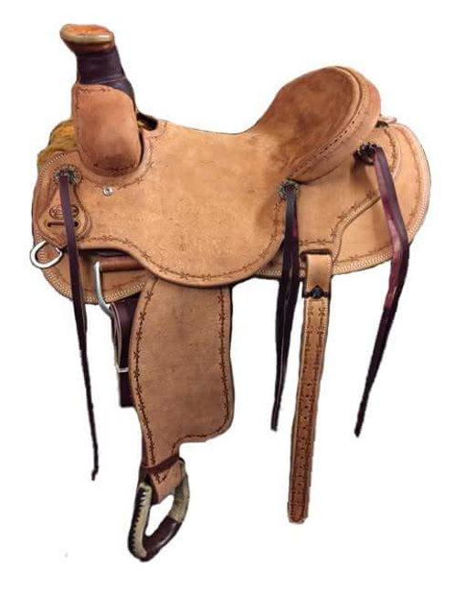 Van Hargis Colt Starting Saddle