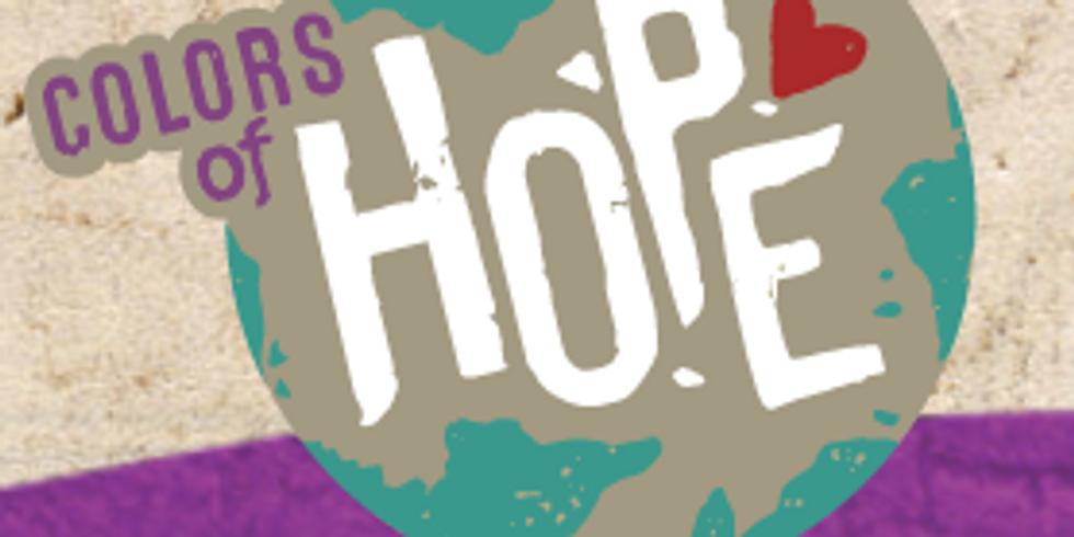 Colors of Hope Leadership Weekend