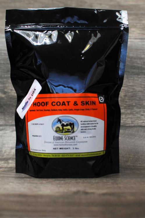 Hoof, Coat & Skin