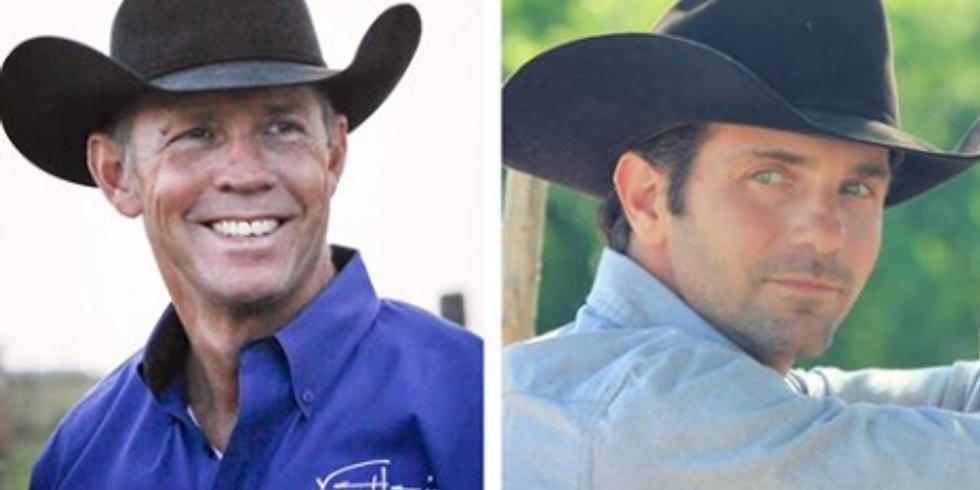 Van Hargis & Steve Stevens Horsemanship Clinic