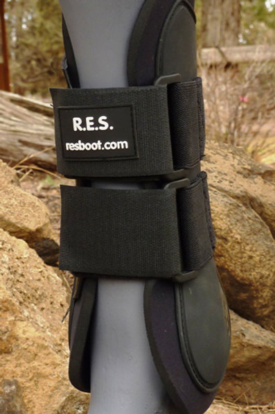 RES Open Front Boots