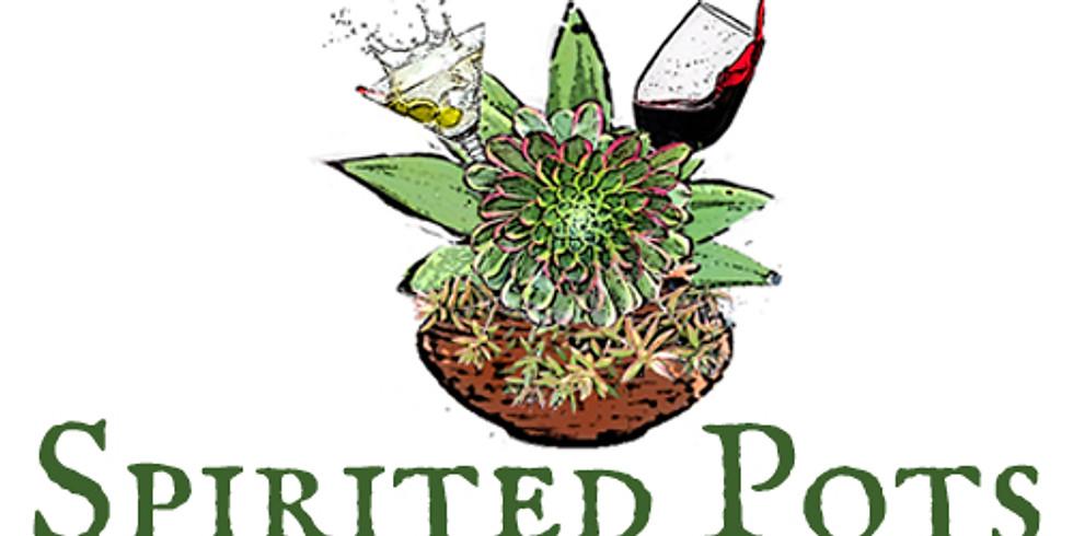 Spirited Pots Live Workshop